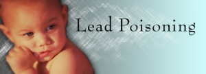 Lead poisoning graphic