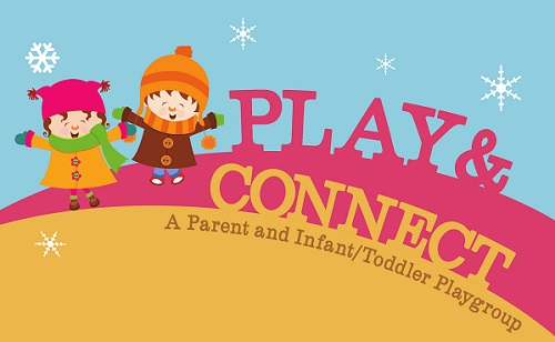 Play and Connect at the WHRL: A Parent and Infant/Toddler Playgroup